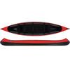 Triton advanced Canoe Kajak czerwony/czarny